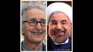 ابوالحسن بني صدر -  احتمال برکناری حسن روحانی - گفتگوی رادیو فرانسه با بنی صدر