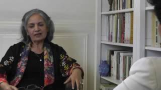 Ozra Hosseini مصاحبه خانم وفا با خانم عذرا حسینی همسر آقای بنی صدر
